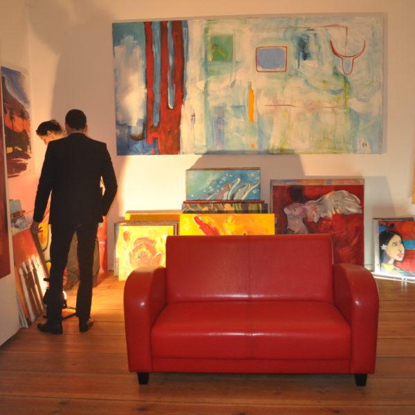 Art Gallery Heckmann Höfe