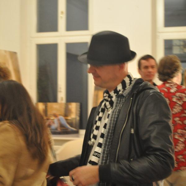 Art Gallery Susanne Rikus, Heckmann Höfe 2015
