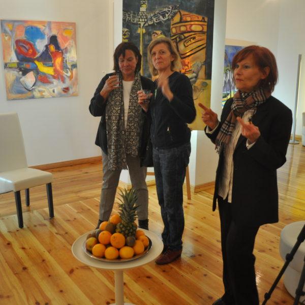 Art Gallery Susanne Rikus, Heckmannhöhe 2015