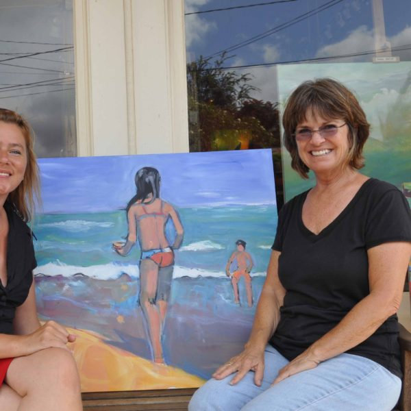 Island Art Gallery , Kauai, Angela Headley
