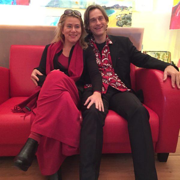Arndt und Susanne Art Event Heckmann Höfe 2016