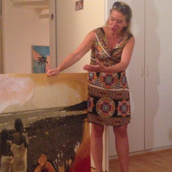 Art Gallery Susanne Rikus, Haderslebenerstr.21 d, Berlin,